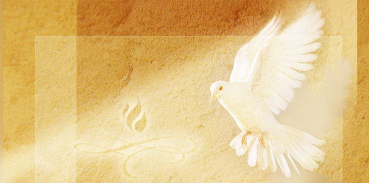 Jesus Promises The Holy Spirit